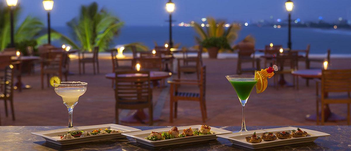 Mount Lavinia Hotel Restaurant Menu
